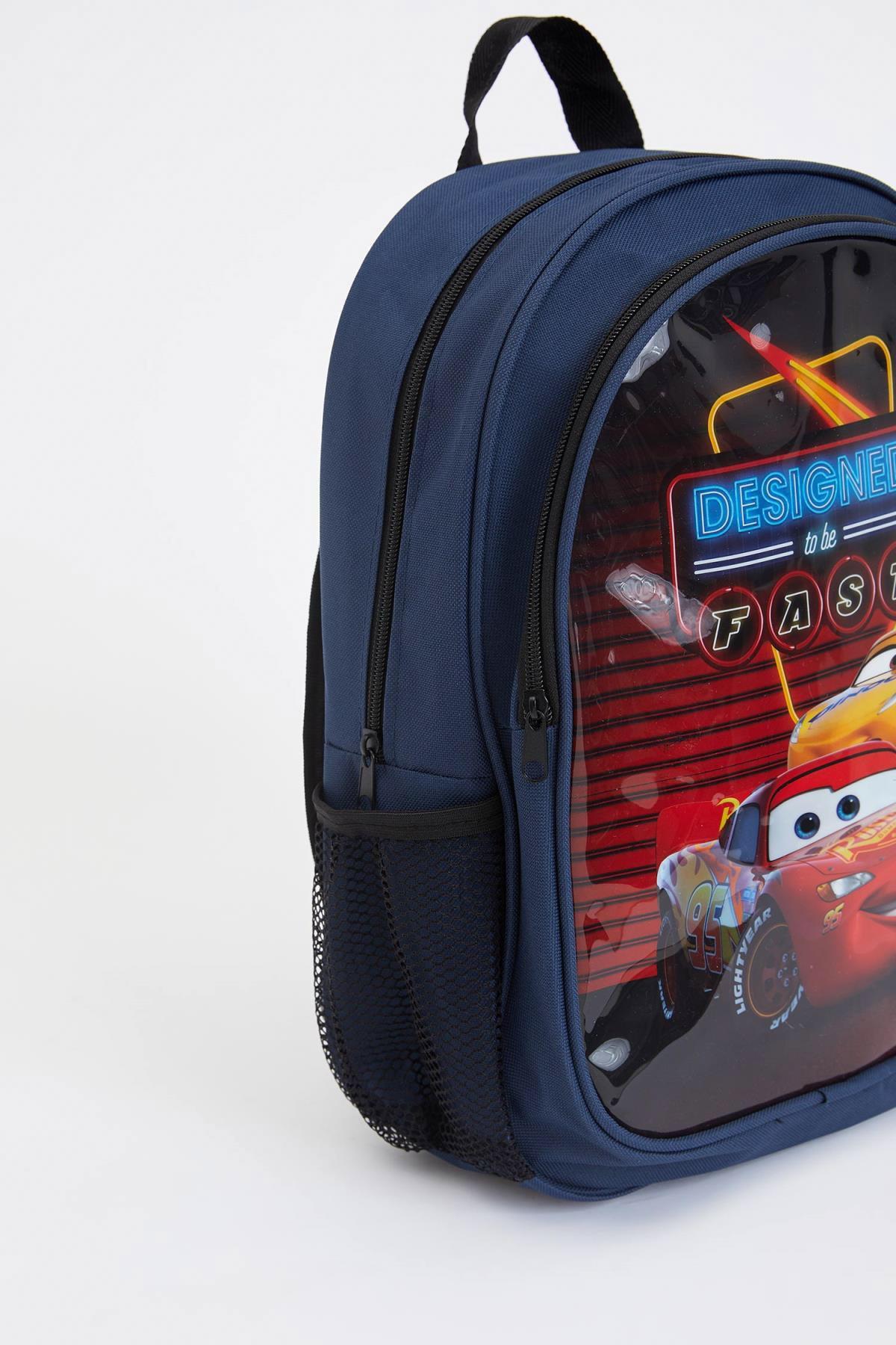 DeFacto Walt Disney Arabalar Lisanslı Sırt Çantası 2