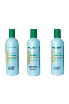 Novocrin Placenta Yağlı Ve Dökülen Saçlar Için Şampuan 300 Ml 3 Adet Yağlı Ve Dökülen