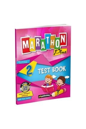 Ydspublishing Yayınları Yds Publishing Marathon Plus Grade 2 Test Book