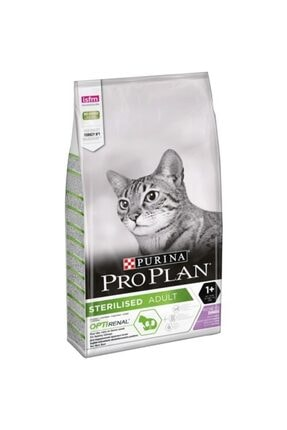 Proplan Pro Plan Tavuklu Hindili Kısırlaştırılmış Kuru Kedi Maması 3 Kg