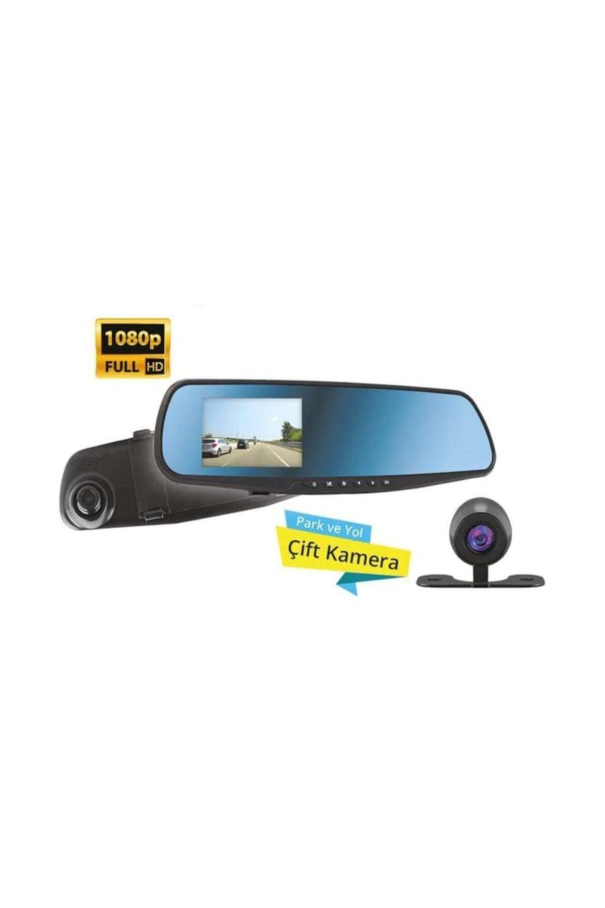 Piranha Araç Içi Yol Kayıt Kamerası Ayna Tipi 2
