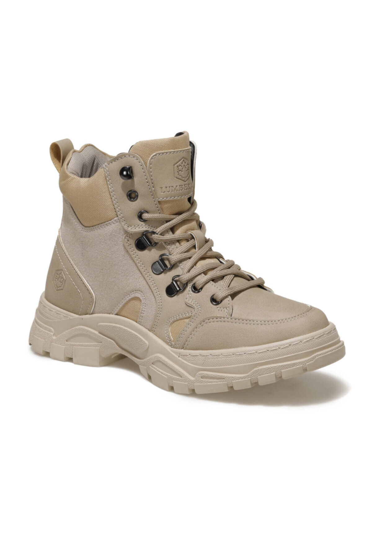 lumberjack LIDA Kum Rengi Kadın Sneaker 100556974 1