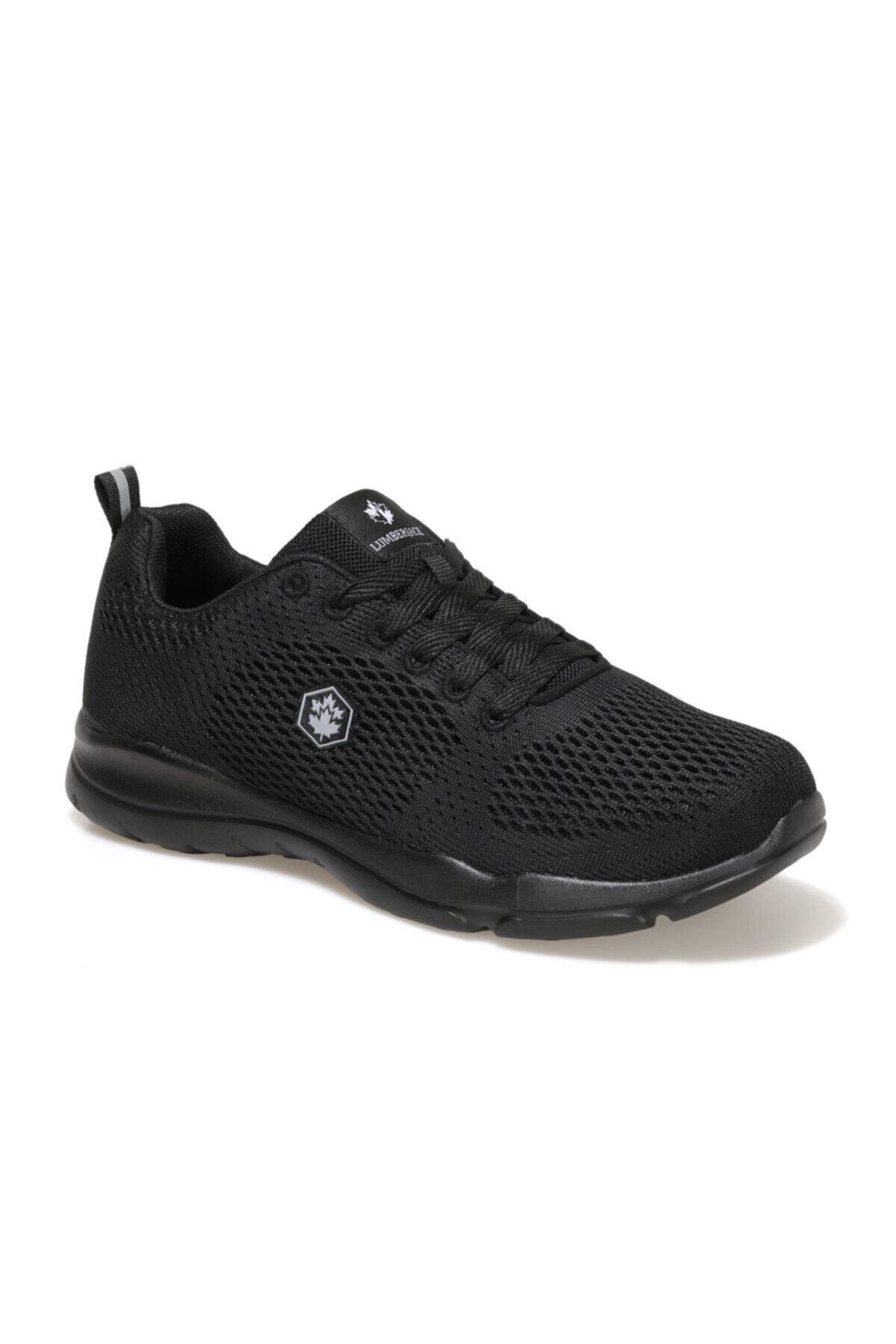 lumberjack AGATHA FW Siyah Erkek Comfort Ayakkabı 100557520 1