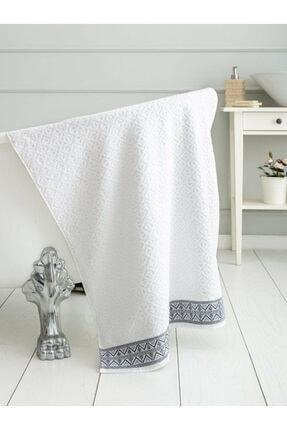 LCW HOME Beyaz Banyo Havlusu