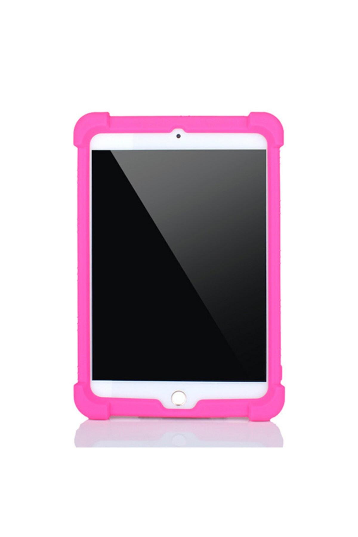 Ally Mobile Ally Ipad Mini 5-mini 4 Shockproof Kılıf Standlı Silikon Kılıf 1