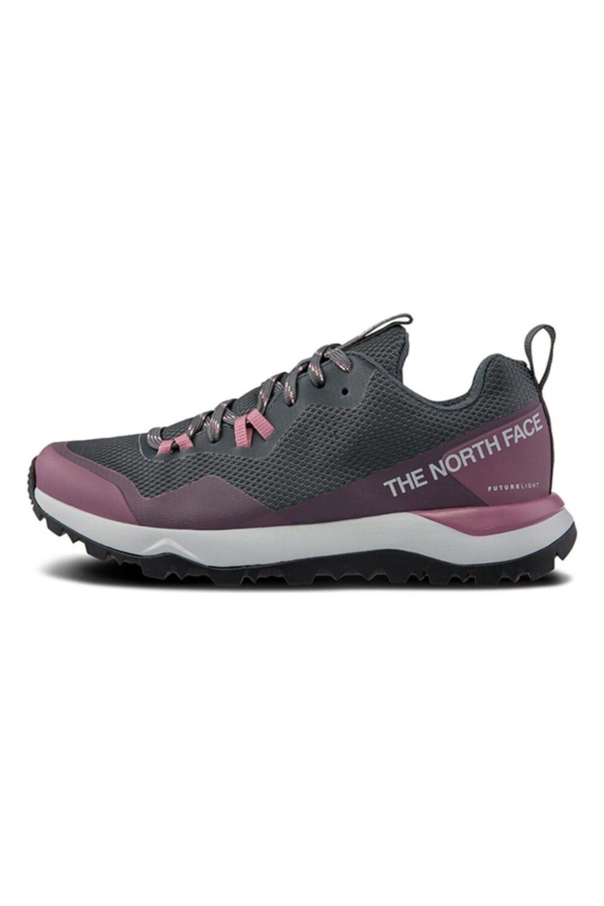 THE NORTH FACE Kadın Bordo Outdoor Ayakkabı 2