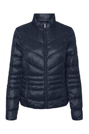 Vero Moda Sorayasiv Aw20 Short Jacket Boos Kadın Lacivert Mont 10230860-04