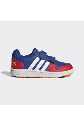adidas HOOPS 2.0 CMF C Saks Erkek Çocuk Sneaker Ayakkabı 101085051