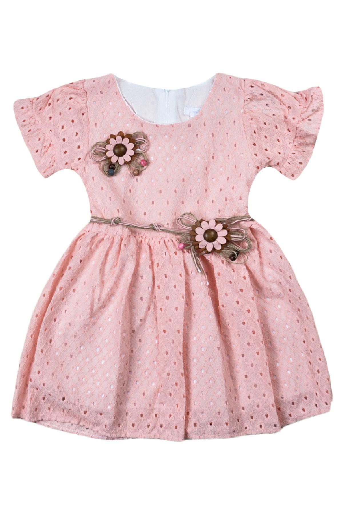 Beybee Babili 226 Kız Çocuk Elbise 1