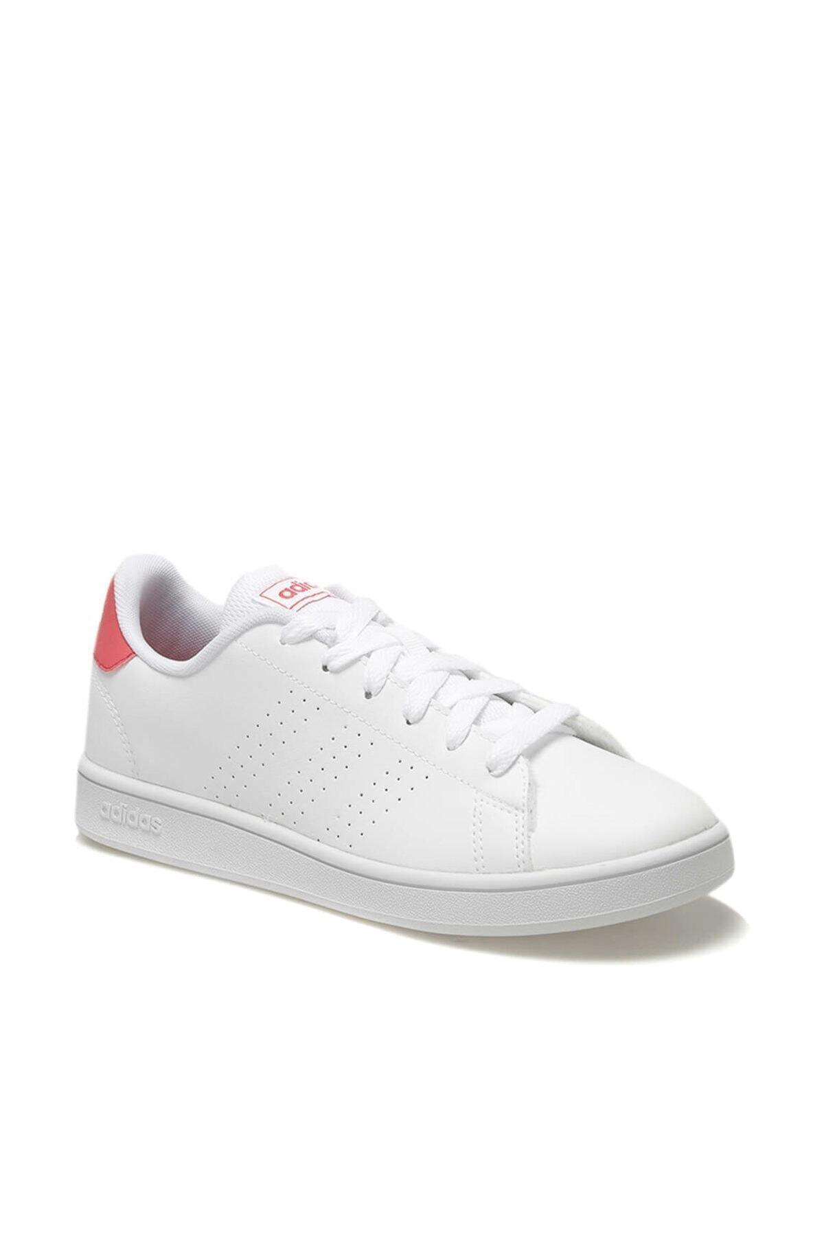 adidas ADVANTAGE K Beyaz Kız Çocuk Sneaker Ayakkabı 100479436 1