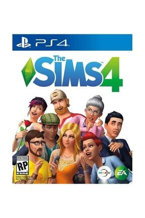 Electronic Arts The Sims 4 Ps4 Oyun