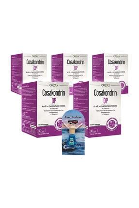 Orzax Cosakondrin Op K2 Vitamin 30 Tablet X 5 Adet