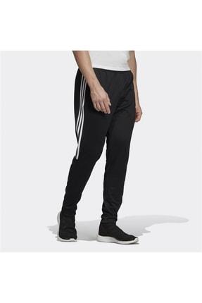 adidas Erkek Siyah Beyaz Eşofman Altı Dy3133