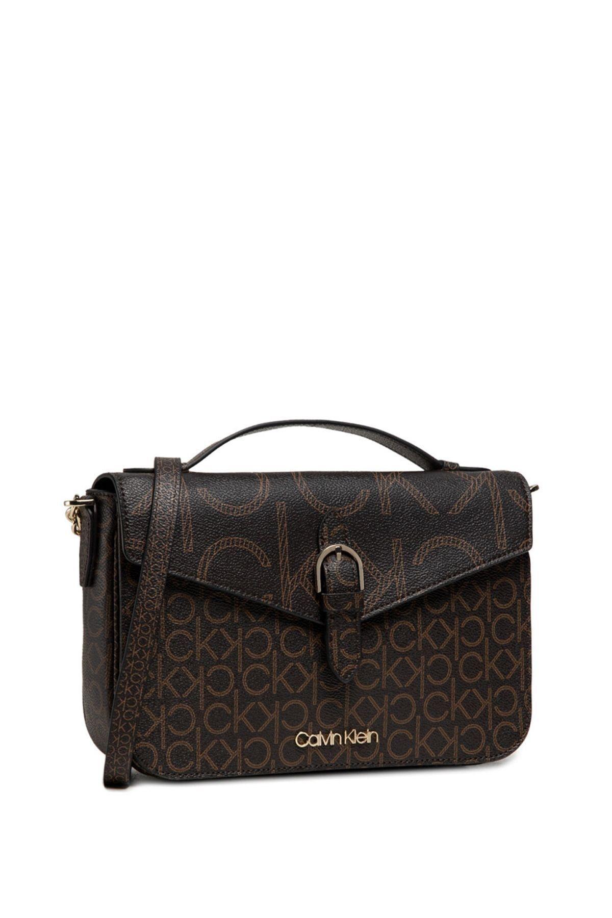 Calvin Klein Kadın Mono Scale Çapraz Askılı Kadın Çantası K60k607672 1