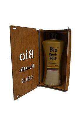 Bio Keratin Gold Özel Brezilya Fönü Keratini 700 ml 8690490106638