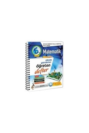 Çanta Yayınları 6.sınıf Defter Öğreten Matematik 2020