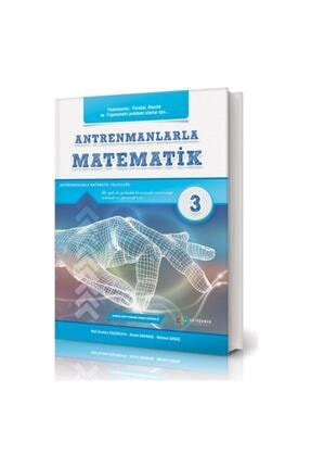 Antrenman Yayınları Antrenmanlarla Matematik 3. Kitap - Mehmet Girgiç