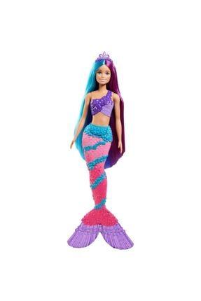 Barbie Dreamtopia Uzun Saçlı Bebekler Deniz Kızı Gtf 37