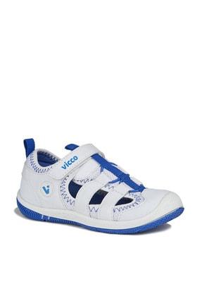 Vicco Sunny Erkek Çocuk Beyaz/saks Mavi Spor Ayakkabı