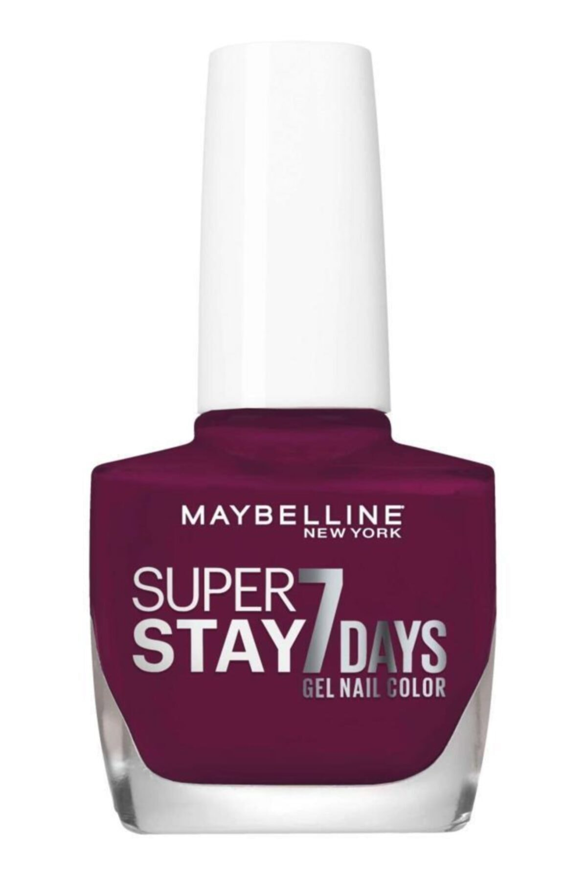 Maybelline New York Super Stay Oje- 270 Ever Burgundy 1