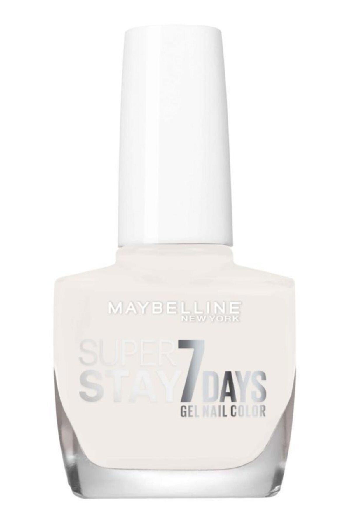 Maybelline New York Super Stay Oje- 71 Pure White 1