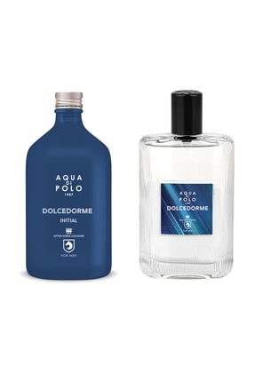 Aqua Di Polo 1987 Dolcedorme Edp 50 ml Erkek Parfüm Seti 8682367092359