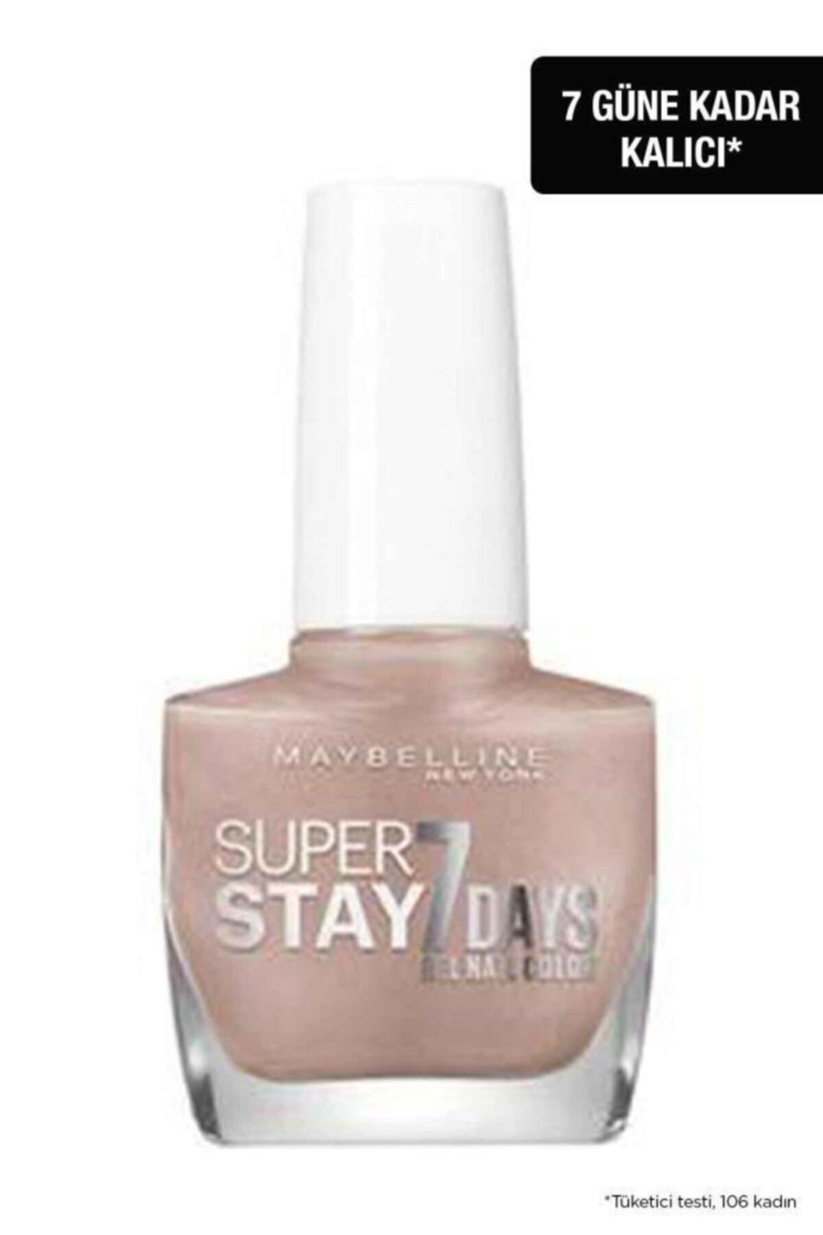 Maybelline New York Super Stay Oje- 19 Golden Brown 1