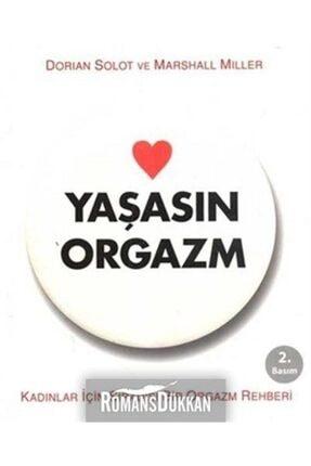 Aganta Kitap Yaşasın Orgazm