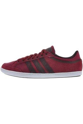 adidas Plimcana Low Erkek Bordo Günlük Spor Ayakkabı B40692