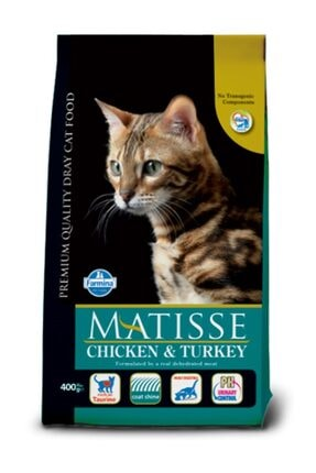 Matisse Tavuk Ve Hindili Yetişkin Kedi Maması 1.5 kg