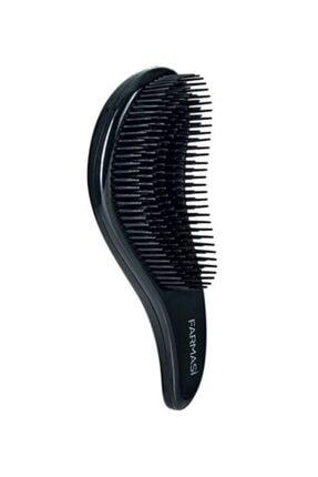 Farmasi Kolay Tarama Sağlayan Saç Fırçası