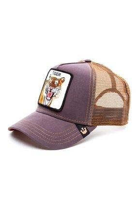 Goorin Bros Unisex Kahverengi Eye Of The Tiger Şapka 101-0335
