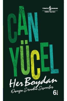 İş Bankası Kültür Yayınları Her Boydan Dünya Şiirinden Seçmeler