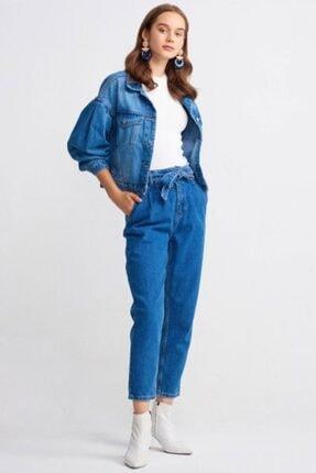 Mavi Kadın Mavi Alıssa Deep Used Glam Denim Pantolon 20k 1067833058