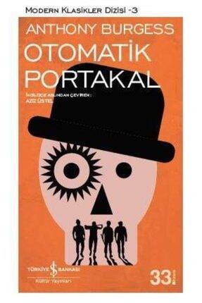 İş Bankası Kültür Yayınları Otomatik Portakal