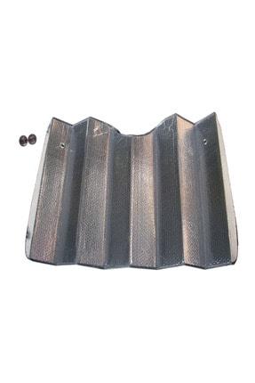Gojo Metalize Köpüklü Ön Cam Araç Güneşliği 70x150 Cm