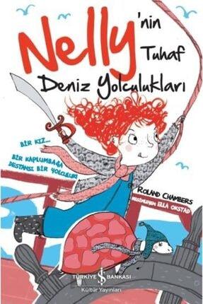 İş Bankası Kültür Yayınları Nelly Nin Tuhaf Deniz Yolculukları