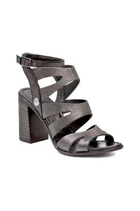 Mammamia Kadın Dore Simli Ayakkabı 1505