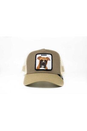 Goorin Bros Unisex Haki Standart Şapka