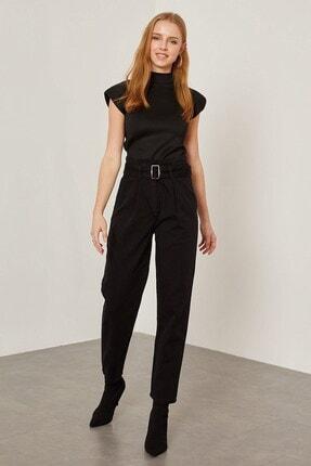 Arma Life Kadın Siyah Vatkalı Dalgıç Bluz