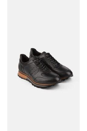 MARCOMEN Erkek Siyah Ayakkabı