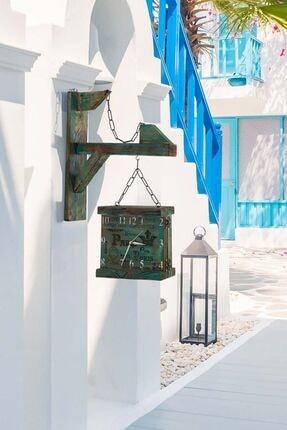 bluecape Doğal Ağaç Istasyon Salon Mutfak Bahçe Antre Koridor Duvar Salon Banyo Mutfak Ofis Duvar Saati