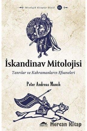 Maya Kitap Iskandinav Mitolojisi & Tanrılar Ve Kahramanların Efsaneleri