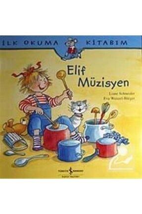 İş Bankası Kültür Yayınları Elif Müzisyen