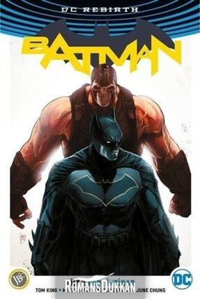Jbc Yayıncılık Dc Rebirth Batman Cilt 2: Ben Intihar