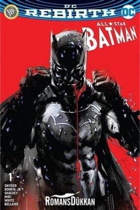 Jbc Yayıncılık Dc Rebirth-all Star Batman Sayı 1