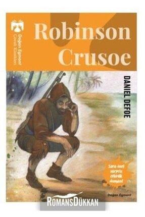 Doğan Egmont Yayıncılık Robinson Crusoe-çocuk Klasikleri