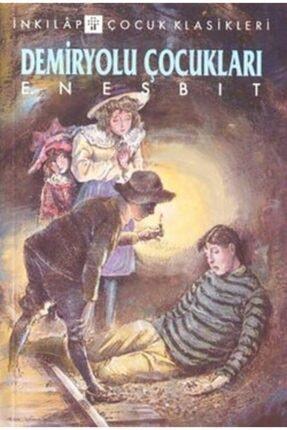 İnkılap Kitabevi Demiryolu Çocukları /