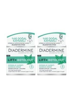 Diadermine Lift+ Botology Gündüz Kremi X 2