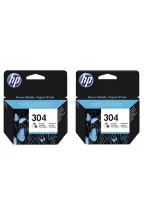 HP 304 Orjinal Kartuş Set N9k05ae -n9k05ae / Deskjet 2600/2620/2630 /3720 / 3730 / 3732